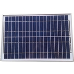 Fotovoltaick� sol�rn� panel 12V/20W poly